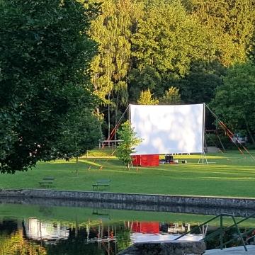 Letní kino na Jurečku - z důvodu nepřízně počasí ZRUŠENO