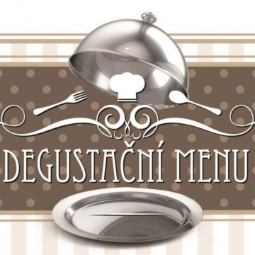 Degustační menu šéfkuchaře Radka Davida