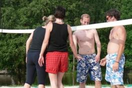 Plážový volejbal 2010